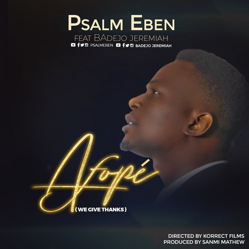 Afope by Psalm Eben
