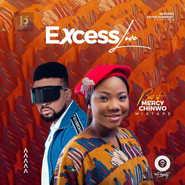 Best Of Mercy Chinwo Excess Live - Dj Ernesty