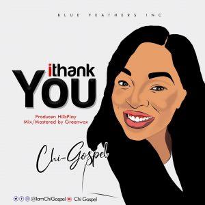 Chi-Gospel - I Thank You