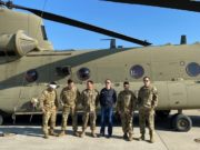 Craig Morgan Returns To Korea With The USO