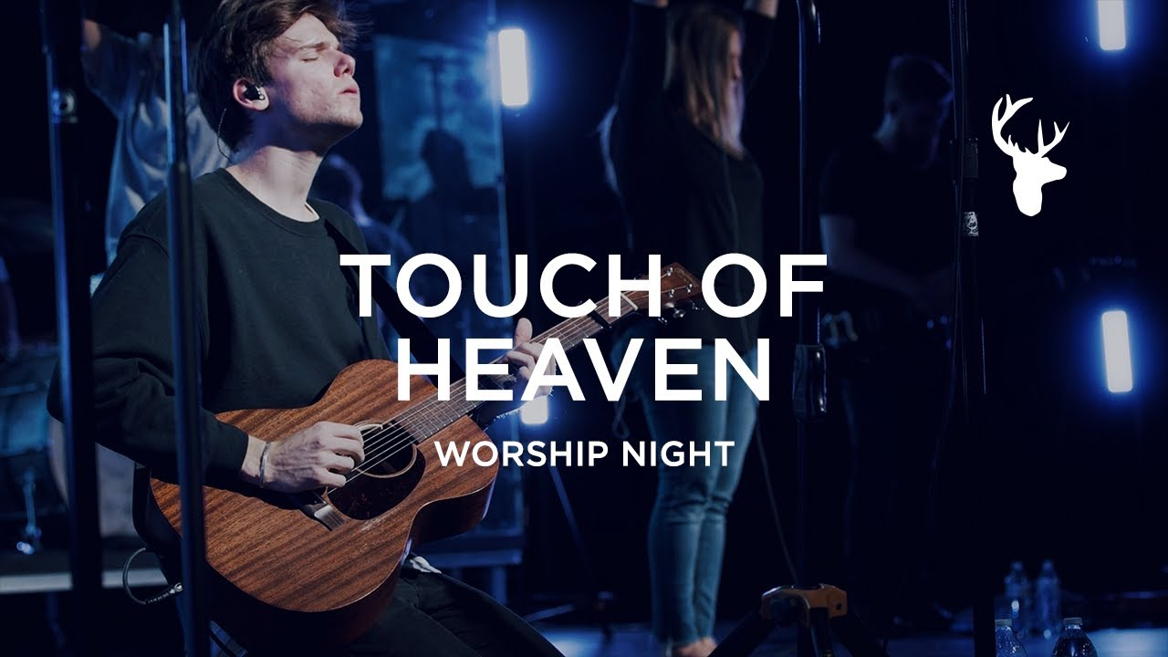 David Funk - Touch of Heaven - Worship Night