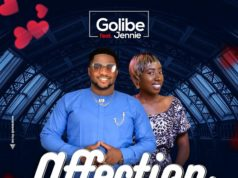 Golibe - Affection Ft. Jennie