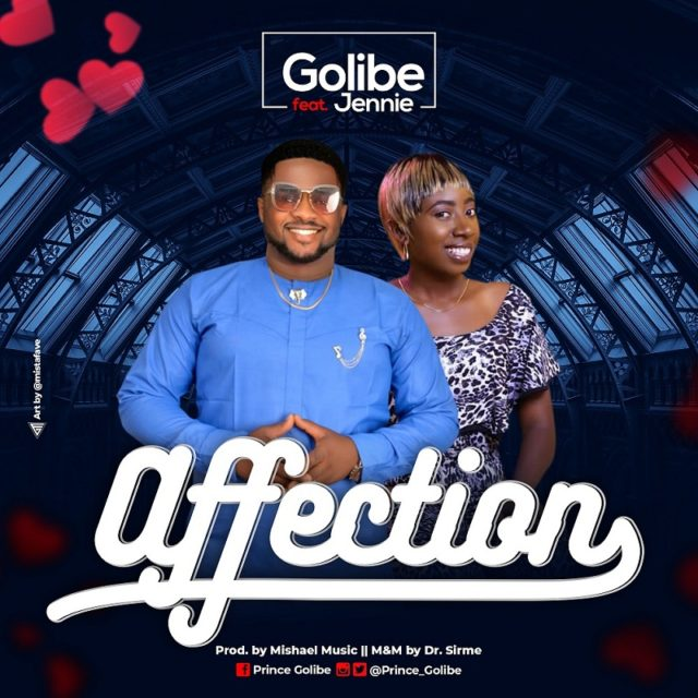 Golibe - Affection Ft. Jennie