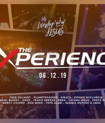 Gospel Artists To Minister At The Experience Lagos 2019