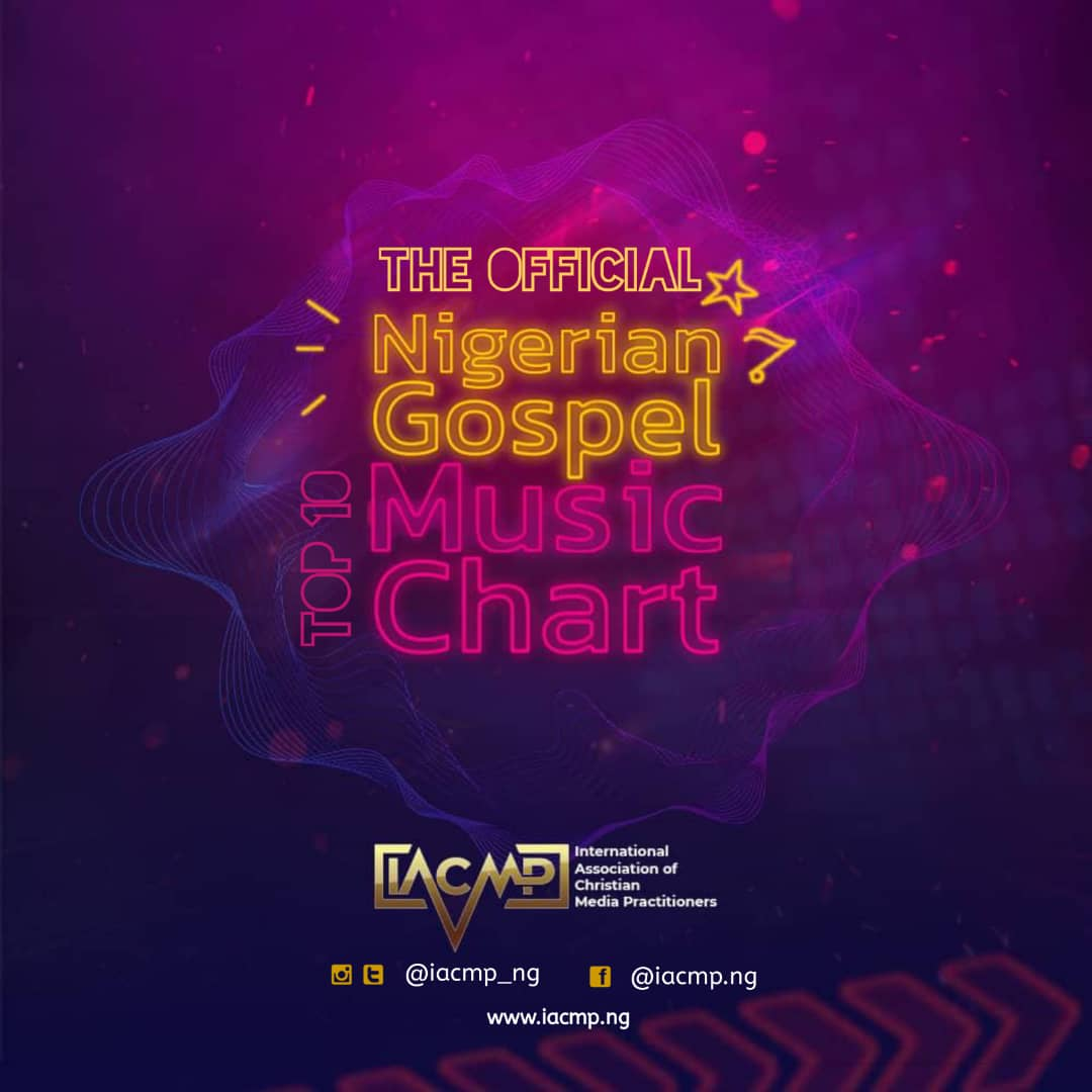 IACMP Launches Official Nigerian Top 10 Gospel Music Chart