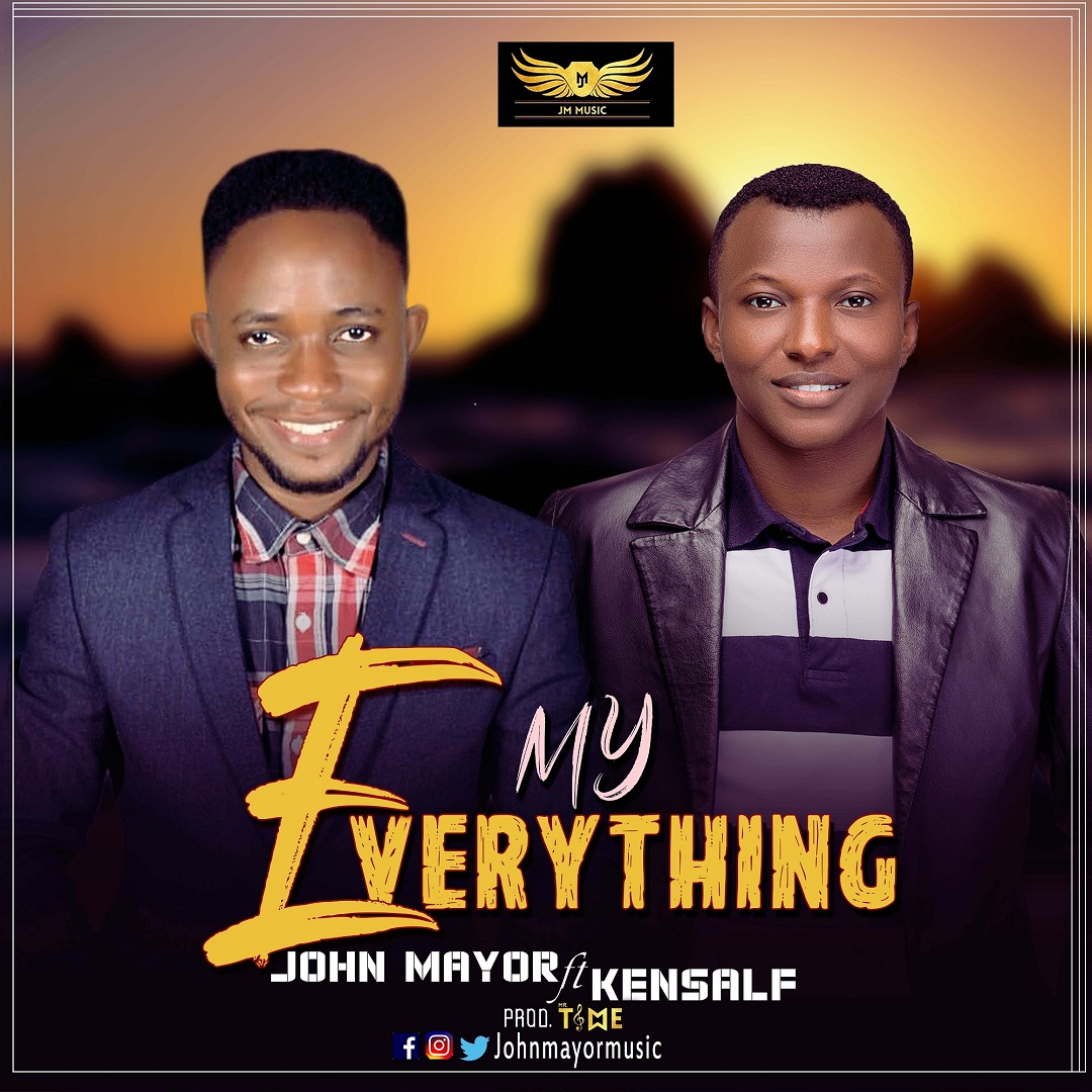 John Mayor - My Everything Ft. Kensalf