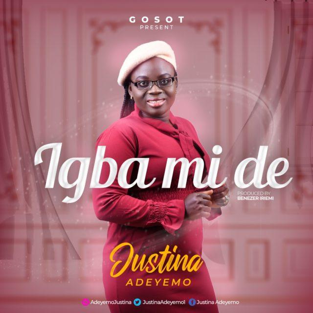 Justina Adeyemo_Igba Mi De