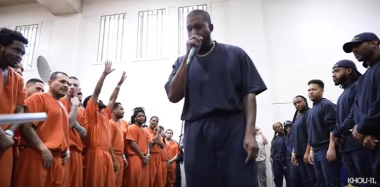 Kanye West & his Sunday Service Choir