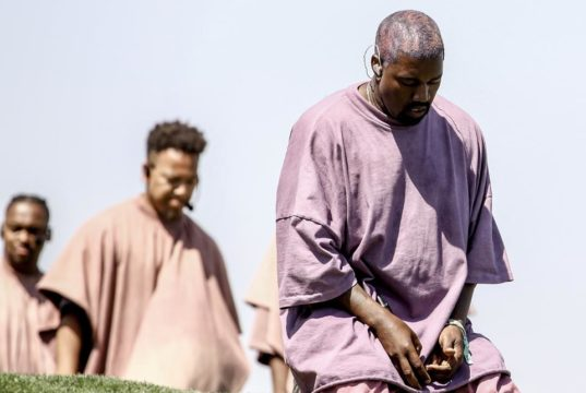 Kanye West makes history with Jesus Is King Album