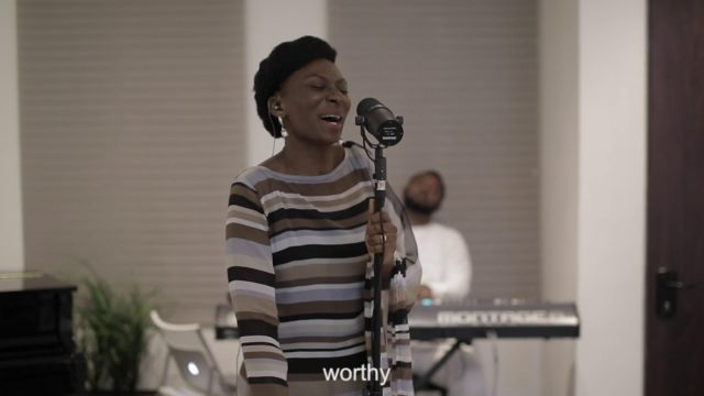 Kike Mudiaga and TY Bello - We Will Never Stop (Holy Holy)
