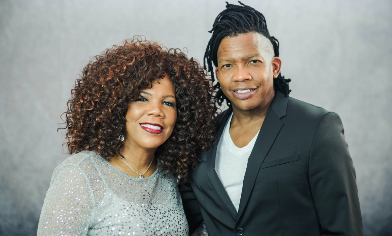 Lynda Randle and Michael Tait Together For Christmas
