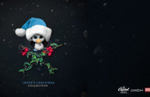 Matthew Parker IRWIN Christmas Collection