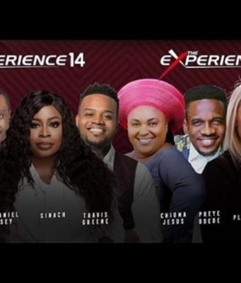 Nathaniel Bassey, Mercy Chinwo & Sinach All set for The Experience 2019
