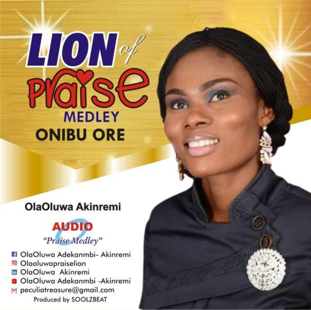 Olaoluwa Akinremi - Onibu Ore (Praise Medley)
