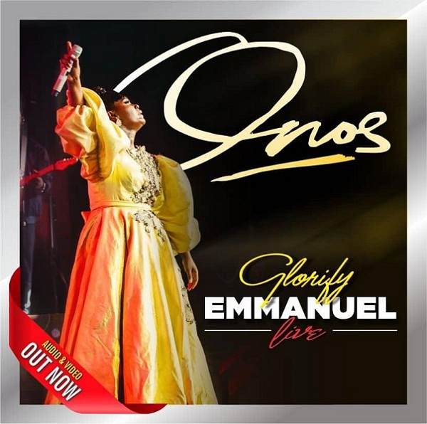 Onos Ariyo live Video Glorify Emmanuel