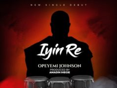 Opeyemi Johnson - Iyin Re