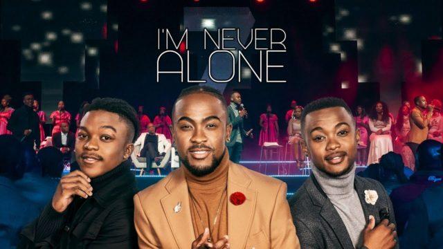 Spirit Of Praise 7 ft Dube Brothers - I'm Never Alone