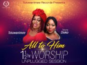 Toluwanimee bi-Monthly Unplugged worship session