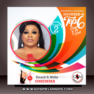 Top 6 Gospel Music of The Week - Sinach feat. Nolly Omemma