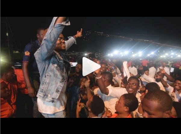 Travis Greene Live In Warri Nigeria