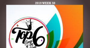 2019 Week-50! Top 6 Gospel Music of The Week