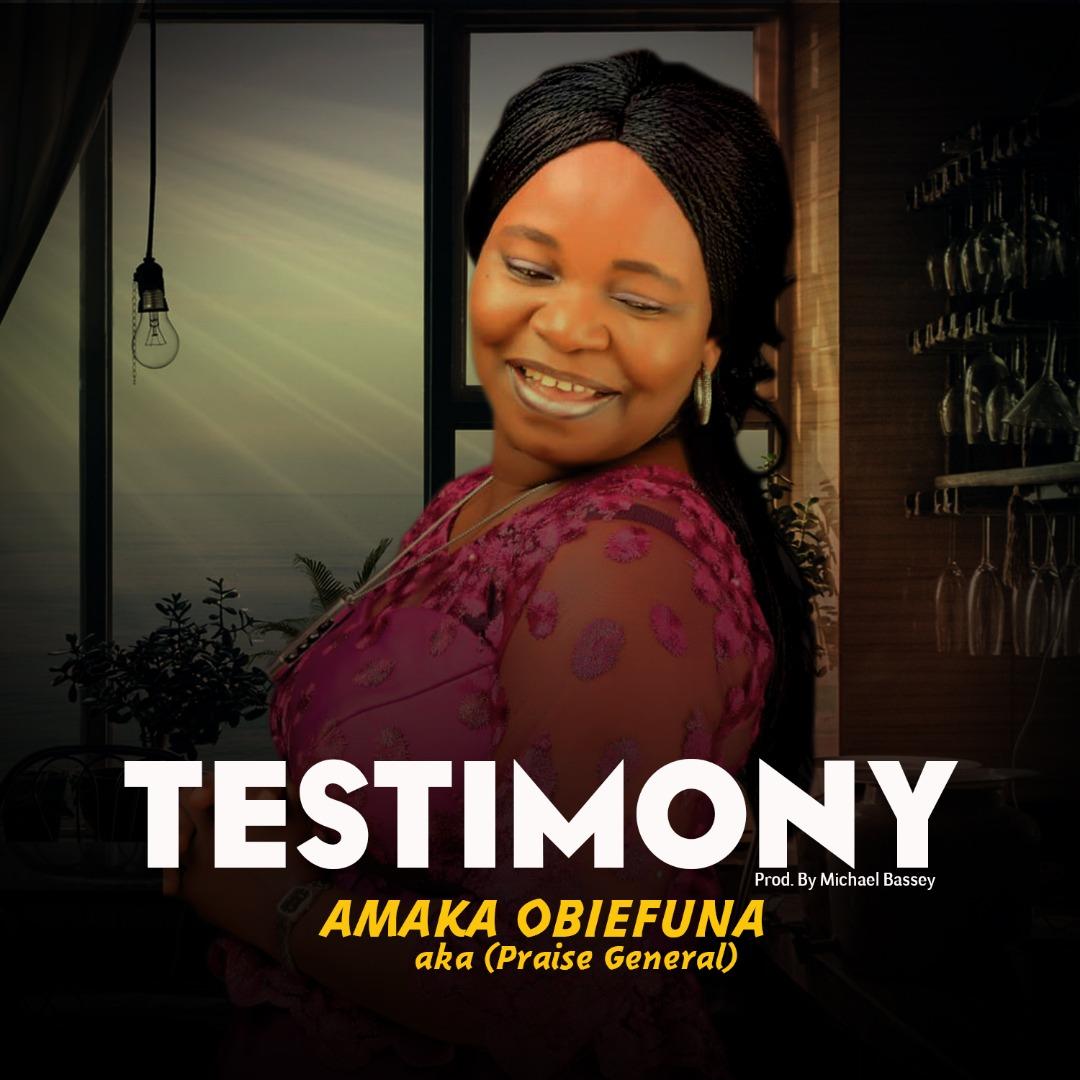 "[Audio + Video] Amaka Obiefuna - Testimony And Aka God"""
