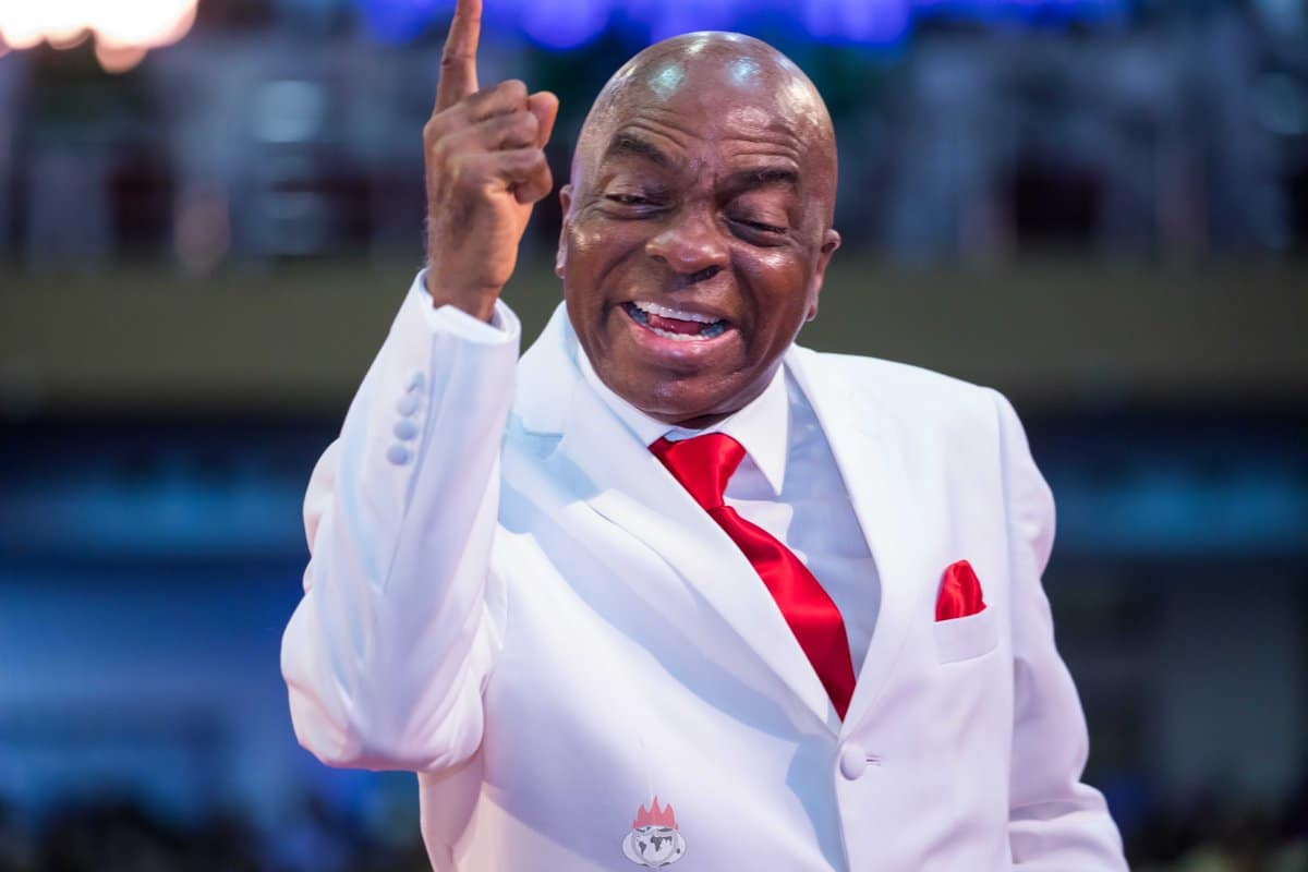 Bishop Oyedepo Speaks over hate speech bill