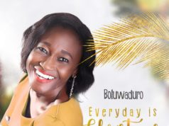 Boluwaduro - Everyday Is Christmas