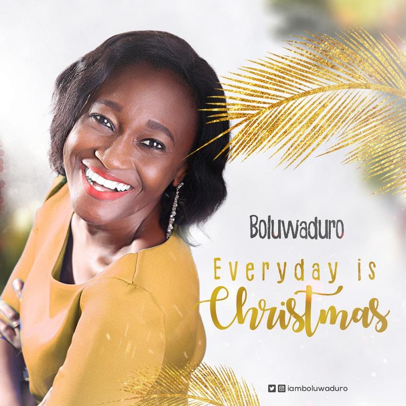 Boluwaduro - Everyday Is Christmas