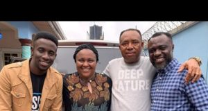 Chioma Jesus buy her Husband New Car
