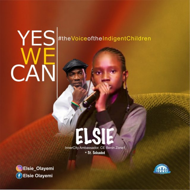 Elsie - Yes We Can Ft. Saint Soloaded