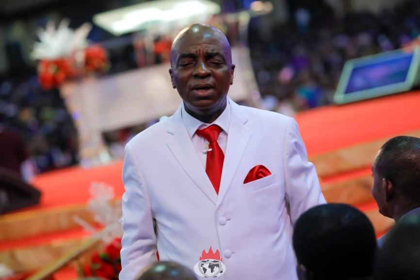 It Is Not Too Late To Be Right Bishop David Oyedepo