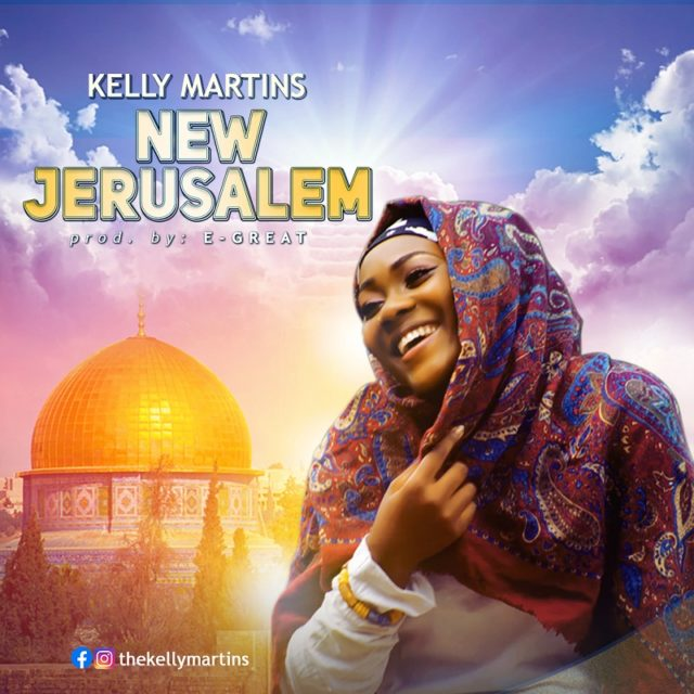 Kelly Martins - New Jerusalem