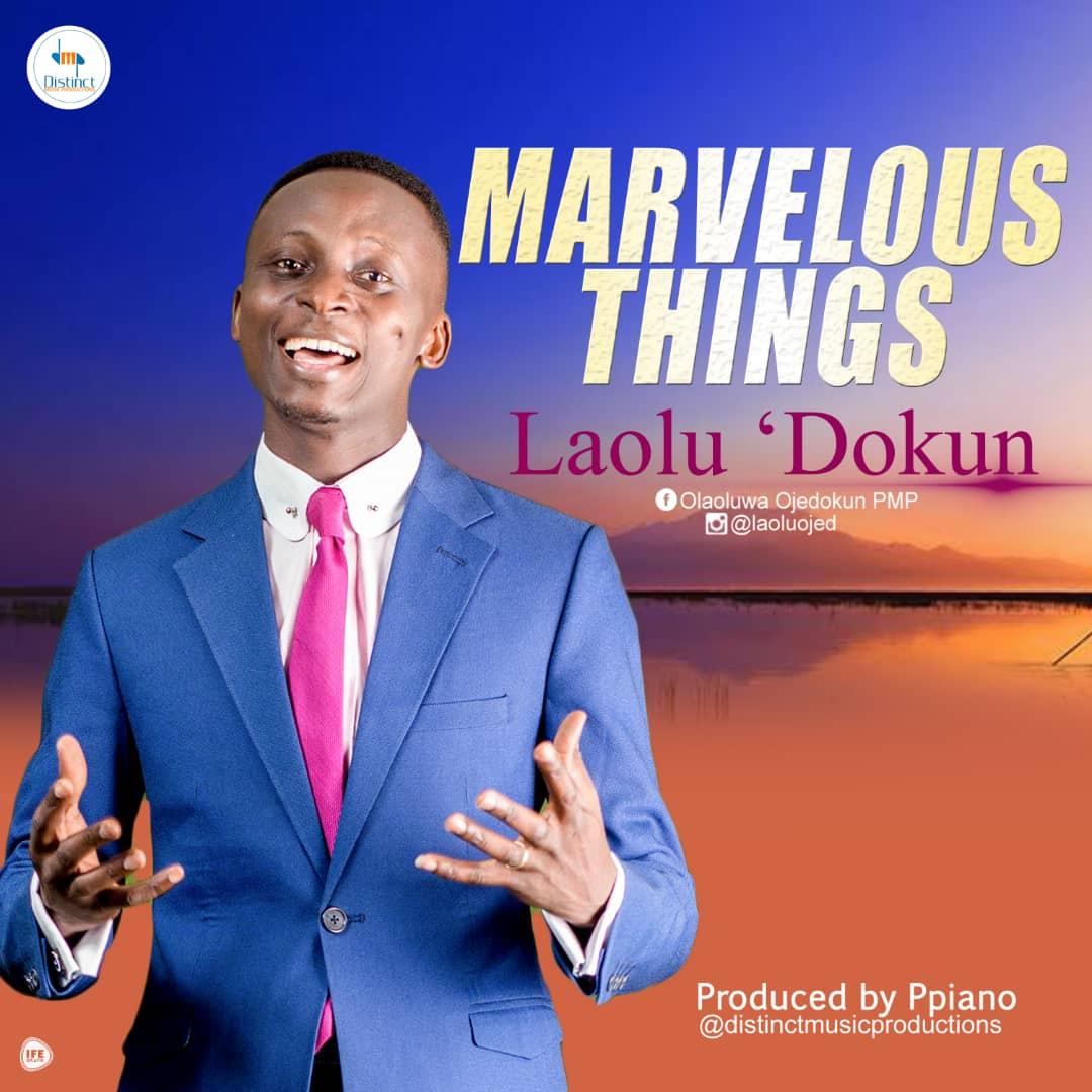 Laolu Dokun - Marvelous Things