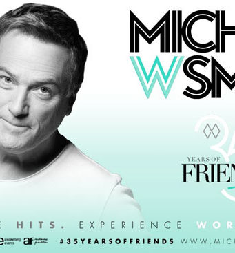 Michael W. Smith 35 Years Of Friends Tour