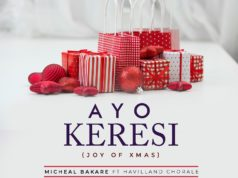 Micheal Bakare Ft. Havilland Chorale - Ayo Keresi