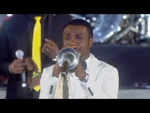Nathaniel Bassey Live Performance At The Experience Lagos 2019
