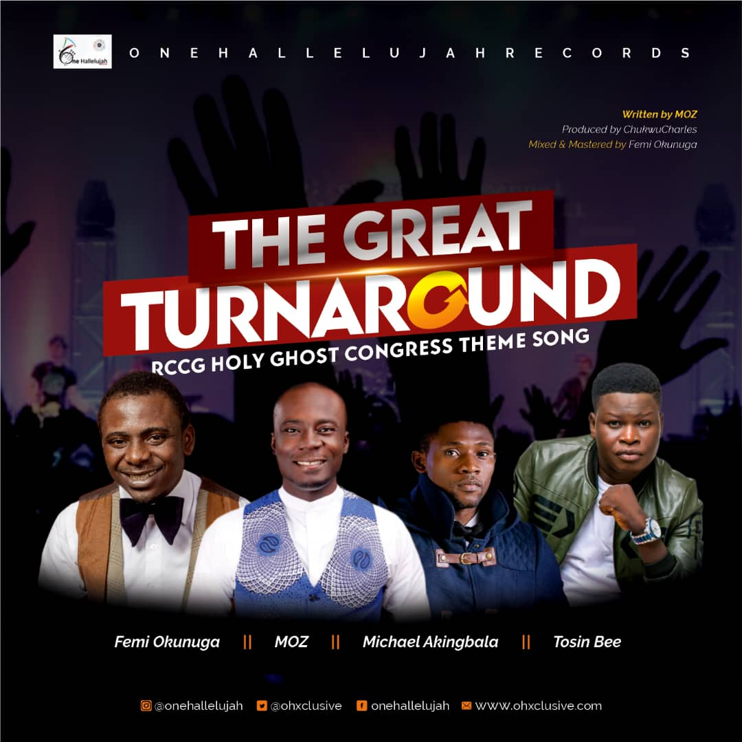 One Hallelujah Records - The Great Turn Around