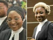 Pastor Dr Paul Enenche daughter Deborah now a barrister
