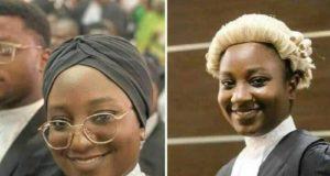 Pastor Dr Paul Enenche daughter Deborah now a barrister