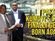 Pastor Kumuyi Son Finally Gets Born Again