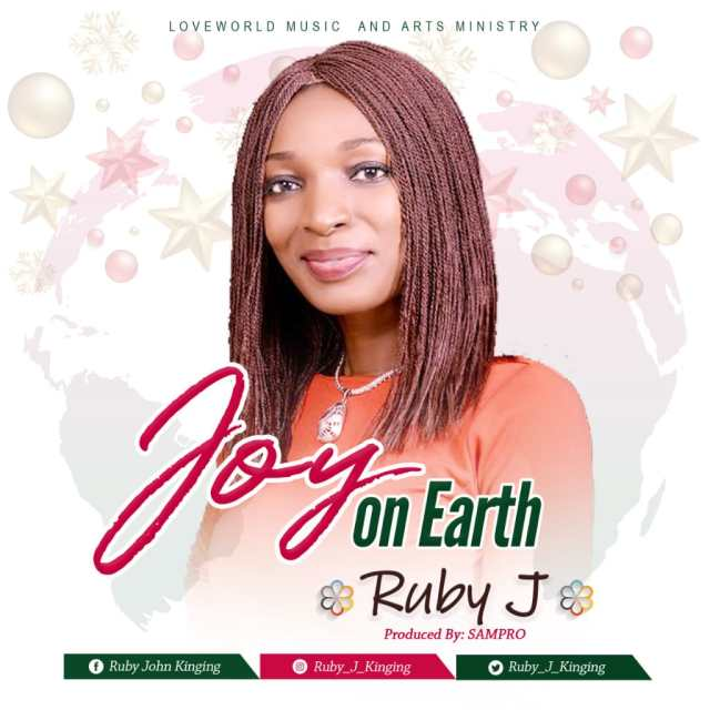 Ruby J - Joy on Earth