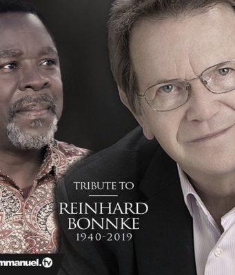 T.B Joshua Tribute To Reinhard Bonnke
