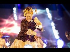 Tope Alabi Live Performance at The Experience 2019 Lagos