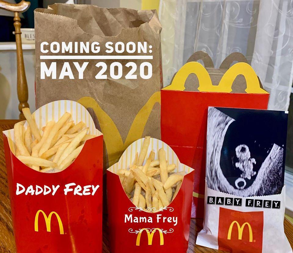 frey pregnancy