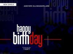 Adeyemi Oluwadamilare Happy Birthday