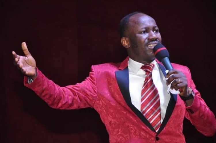 Apostle Johnson Suleman Declares Support For Operation Amotekun