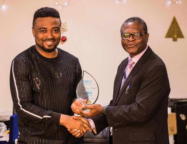 DJ Ernesty named Ambassador For CBN's The 700 Club Nigeria