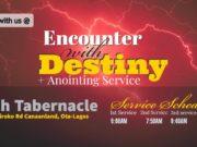 DOMI Stream Winners Chapel International With Bishop David Oyedepo