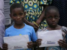 David Ibiyeomie Gifts Scholarship To 1000 Less Privileged Primary School Pupils Across Nigeria